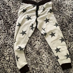 Forever 21 star sweatpants